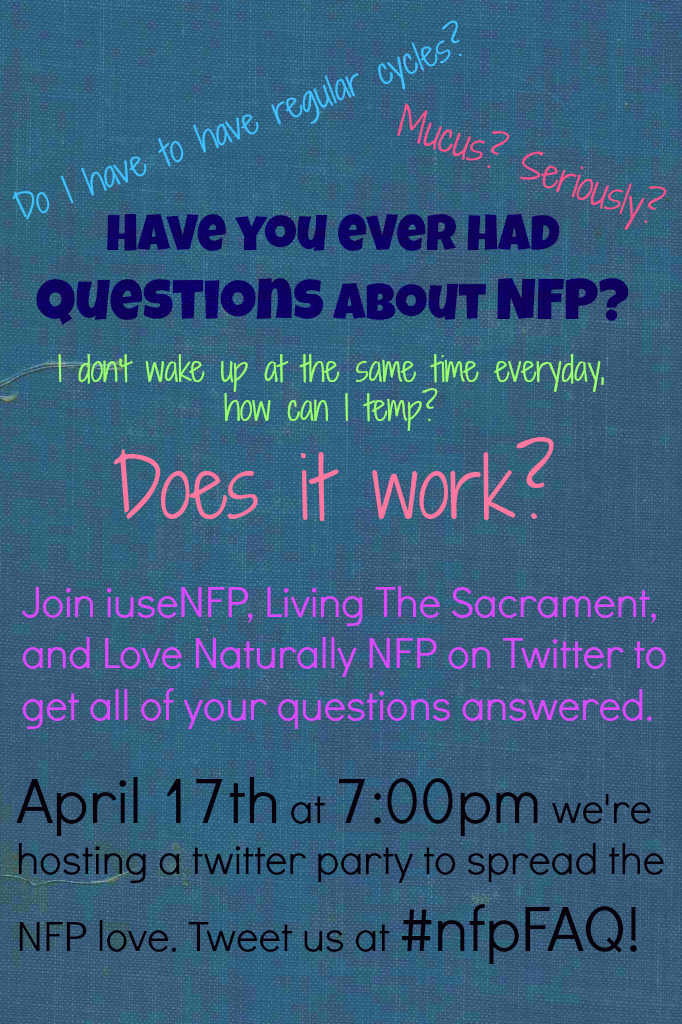 NFP Twitter Party